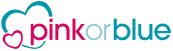 pinkorblue.nl shop logo