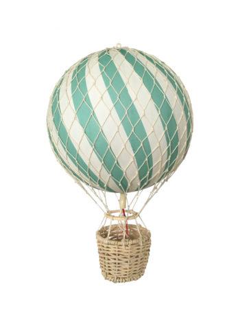 Filibabba Luchtballon Alloy Green 10 cm