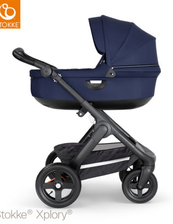 Stokke® Trailz™ Terrain Pack Black - Black - Deep Blue