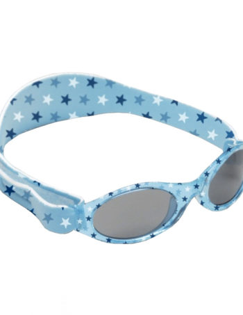 Babybanz Star Zonnebril Blue