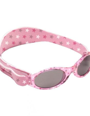 Babybanz Star Zonnebril Pink