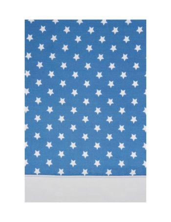 Bink Bedding Wieglaken Big Stars Jeans 75 x 100 cm