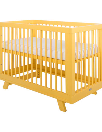 Coming Kids Havana Babybed Yellow 60 x 120 cm