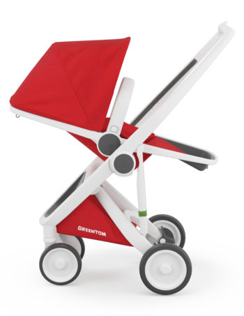 Greentom Reversible Buggy White - Red