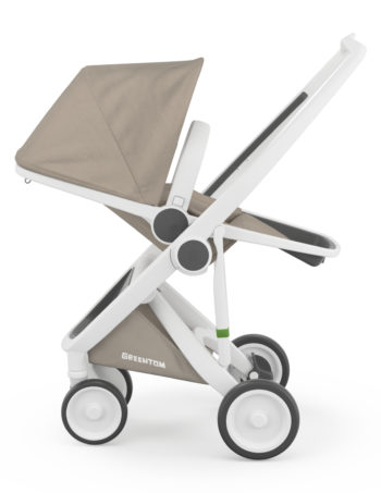 Greentom Reversible Buggy White - Sand