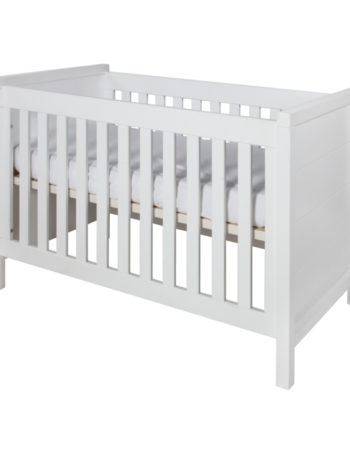 Europe Baby Atlantic Babybed Wit 70 x 140 cm