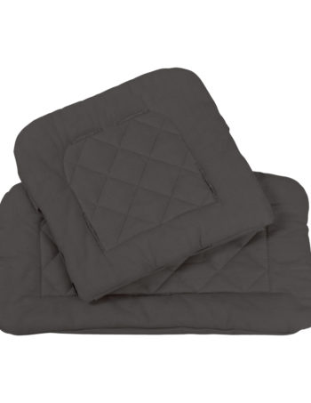 Kidsmill Up! E3 Quilted Kussen Antraciet
