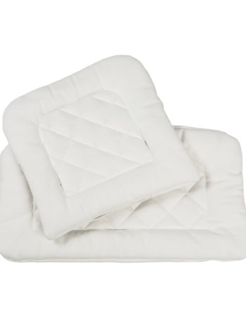 Kidsmill Up! E3 Quilted Kussen Wit