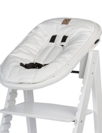 Kidsmill Up! Quilted Newborn Bekleding Wit