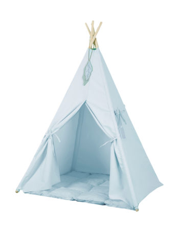 Little Dutch Tipi Tent Blauw