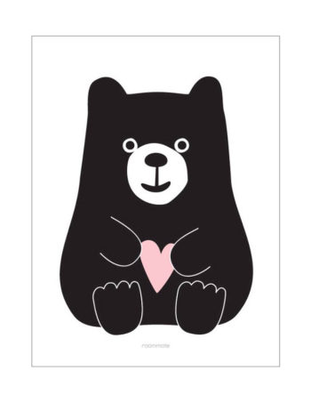 Roommate Poster Bear Hug