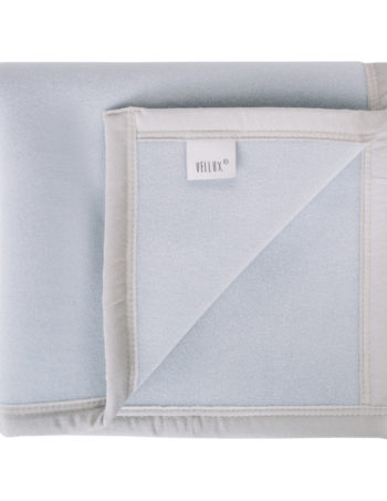 Vellux Dubbele Deken Soft Grey 100 x 135 cm