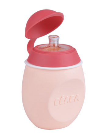 Beaba BabySqueez 2-in-1 Pink