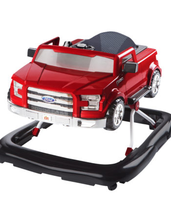 Bright Starts Ford F-150 3-in-1 Loopwagen Red