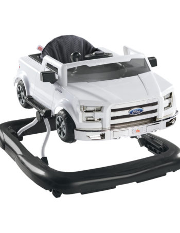 Bright Starts Ford F-150 3-in-1 Loopwagen White