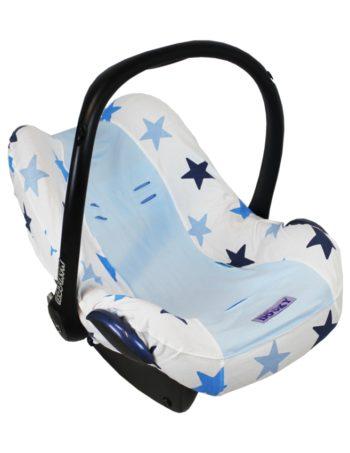 Dooky Star Autostoelhoes Blue