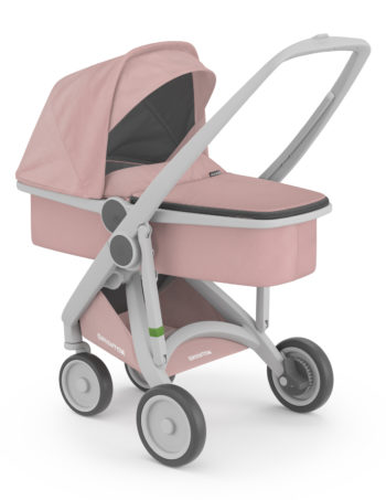 Greentom Carrycot Buggy Grey - Blossom