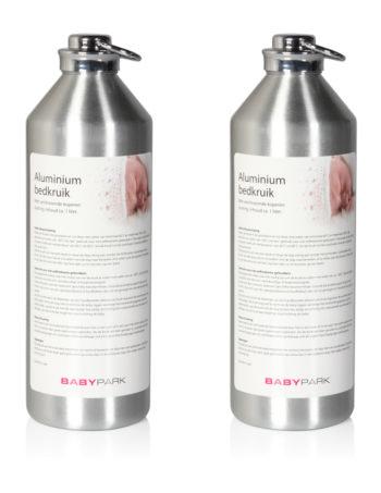 Kruik Aluminium 2 Stuks