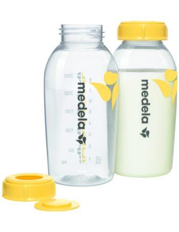 Medela Moedermelkflesjes 250 ml 2 Stuks