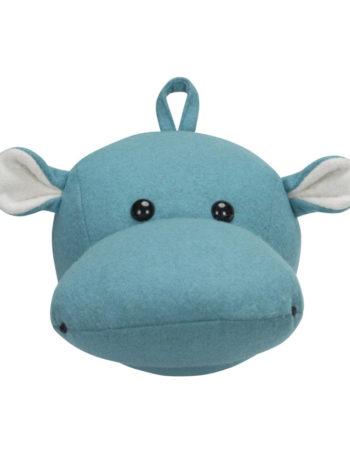 KidsDepot Zoo Hippo Blue