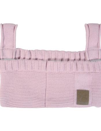 Kidsmill Knitted Opbergzak Pink