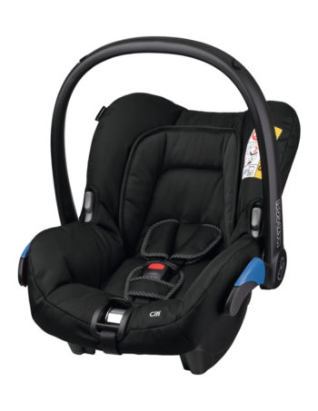 Maxi-Cosi Citi 2 Baby Autostoeltje Black Raven
