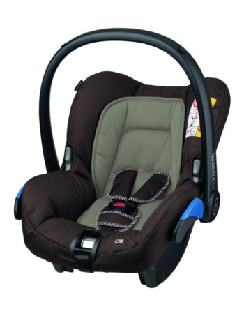 Maxi-Cosi Citi 2 Baby Autostoeltje Earth Brown