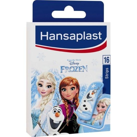 Hansaplast pleisters voor kinderen - Disney Frozen - 16 strips