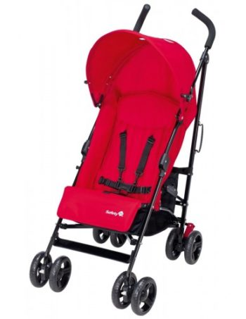 Safety 1st Buggy Slim Plain Red