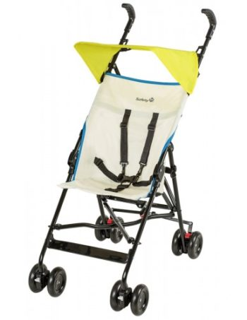Safety 1st Buggy Peps & Canopy Summer Yellow