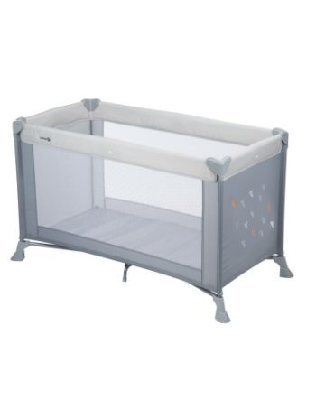Safety 1st Campingbedje Soft Dreams Warm Grey