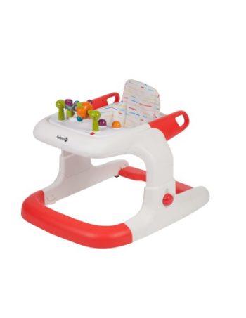Safety 1st Loopstoel Walker 2-in-1 Kamino Red Lines