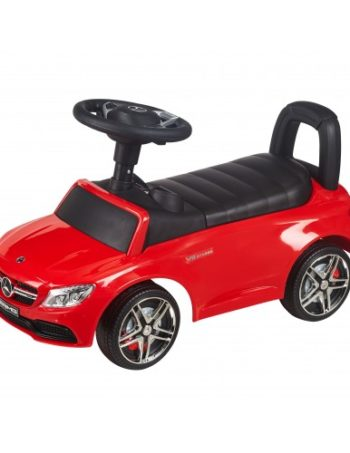 Cabino Loopauto Mercedes AMG Rood