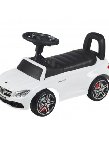 Cabino Loopauto Mercedes AMG Wit