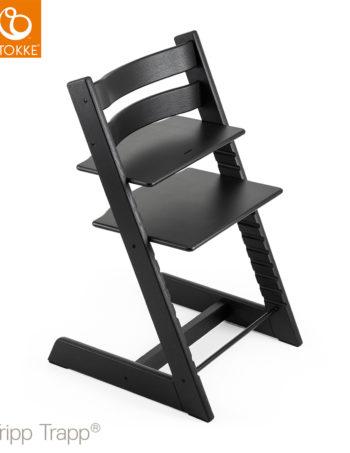 Stokke® Tripp Trapp® Kinderstoel Oak Black