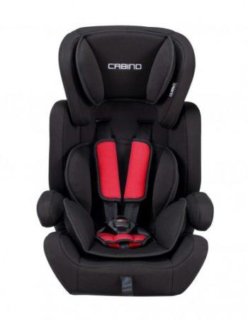 Cabino Autostoel 9-36 kg Zwart - Rood