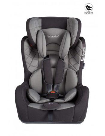 Bebies First Autostoel Grow Up & Fix Zwart/Grijs