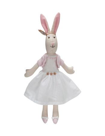 KidsDepot Bunny Doll Daughter 25 cm