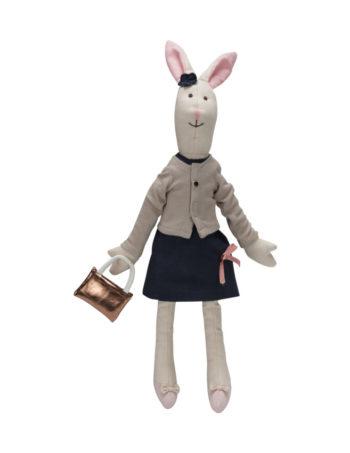 KidsDepot Bunny Doll Mother 40 cm