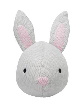KidsDepot Knitted Bunny White