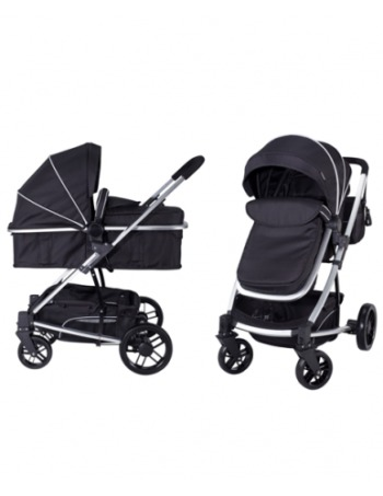 Bebies First Combi Kinderwagen Traffic