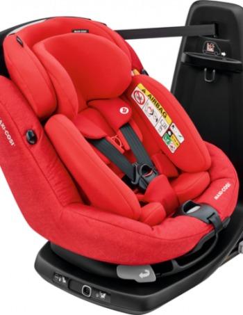 Maxi-Cosi Autostoel AxissFix Plus Nomad Red
