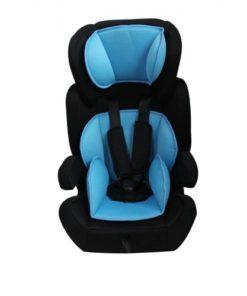X-Adventure Autostoel Freeway Zwart/Blauw