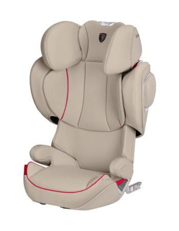 Cybex Solution Z-Fix Scuderia Ferrari Autostoeltje Silver Grey