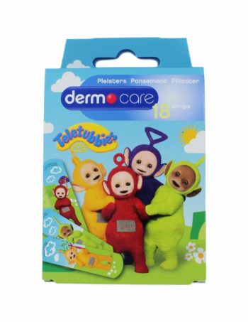 Dermo Care - Pleisters Teletubbies - 18st