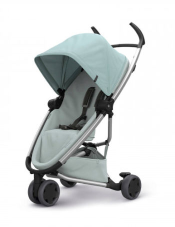 Quinny Buggy Zapp Flex Frost On Grey