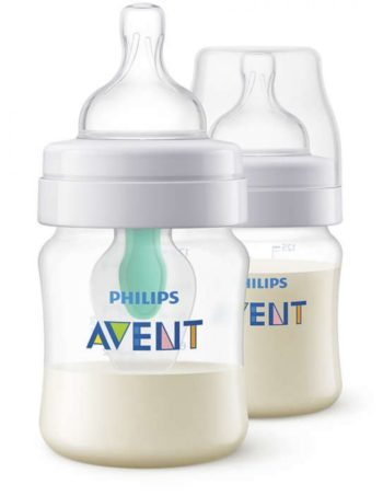 Philips Avent Voedingsfles Anti-Colic 1m+ 2-Pack 125 ml