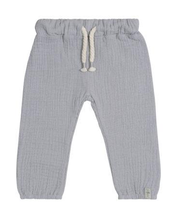 Jollein Cotton Wrinkled Broekje Grey Mt. 62-68