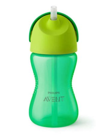 Philips Avent Rietjesbeker Groen 300 ml