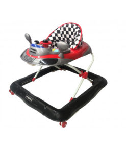 Cabino Loopstoel Sportmix Zwart